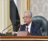 «رئيس المركزي للمحاسبات» يهنئ المستشار «جبالي» رئيس النواب