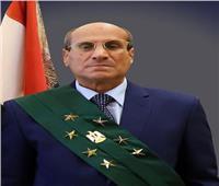 رئيس مجلس القضاء الأعلى يهنئ الرئيس السيسي بذكرى عيد الشرطة