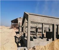 محافظ الإسكندرية يسحب 20 فداناللعاملين بقطاع الكهرباء..لهذا السبب