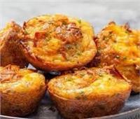 طبق اليوم.. «كب كيك البطاطس المشوية بالثوم» بطعم شهي ولذيذ