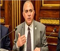 وزير الري أمام مجلس النواب: لدينا تحديات مائية كبيرة