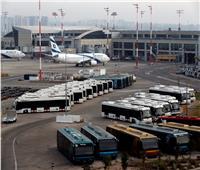 إسرائيل تقرر إغلاق مطار بن جوريون لمدة أسبوع