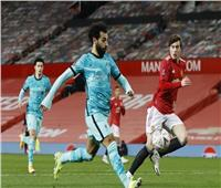 شاهد  ملخص لمسات «صلاح» أمام مانشستر يونايتد في كأس الاتحاد الإنجليزي