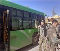 قتلى وجرحى في«هجوم إرهابي» على حافلة عسكرية بسوريا
