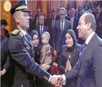 أرملة وائل طاحون: «أنا وابنتي قدمنا شهيدين من أجل مصر»