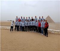 اليوم.. منتخب سويسرا يغادر القاهرة على رحلة «مصر للطيران»