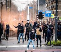 هولندا..أعمال نهب وتخريب خلال مظاهرات منددة بحظر التجوال