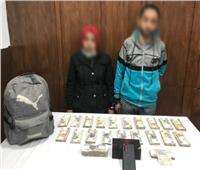ضبط متهمين بسرقة شركة قطع غيار سيارات في القاهرة