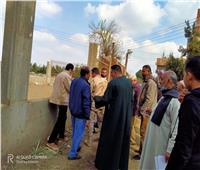 مركز أشمون يطلق أولى حملاته لتطوير القرى.. والأهالي يستقبلونها بالزغاريد