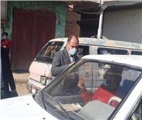 تحرير 29 مخالفة «كمامات» وإغلاق مركز للدروس بمغاغة في المنيا