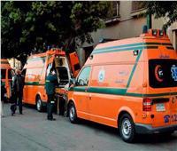 إصابة سمكري سيارات ببتر ذراعه وغيبوبة إثر انفجار داخل ورشة بالمنيا