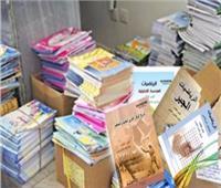 «المصنفات» تضبط 2 مليون كتاب مدرسي و505 آلاف مطبوعات أدبية «مقلدة»