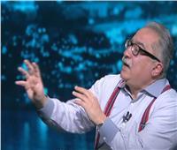 خيري رمضان لإبراهيم عيسى: ضميرك مرتاح عن شهادتك في قضية مبارك.. شاهد رده