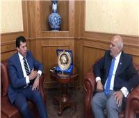 وزير الرياضة: مصر واحدة من أفضل دول العالم جذباً للأحداث الرياضية العالمية