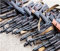 ضربات قوية من «الداخلية» لردع المجرمين وضبط 174 قطعة سلاح