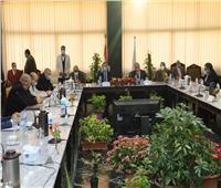 """مجلس جامعة الزقازيق يشيد بالتعاون مع """"القوى العاملة"""""""