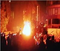 احتجاجات «متفرقة» في لبنان.. وصدامات مع الجيش في طرابلس