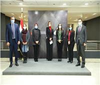 6 أعضاء بـ«النواب» والشيوخ في زيارة للأكاديمية الوطنية للتدريب