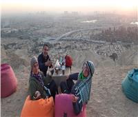 ديفيد الأيرلندي.. 20 عامًا يروج للسياحة بمصر حبًا في مزاراتها | فيديو وصور