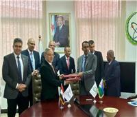 توقيع اتفاقية تعاون بين جامعتي طنطا وجيبوتي