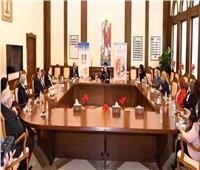 بروتوكول تعاون بين الكنيسة القبطية و روتاري مصر