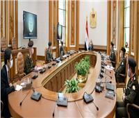 الرئيس السيسي يوجه بتوفير أحدث المعدات والآلات لمشروع تطوير الريف المصري