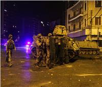 لبنان..إصابة 31 عسكريا جراء الاحتجاجات في مدينة طرابلس