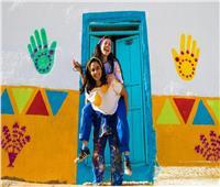 صاحب مبادرة مشروع السعادة: ننشر ألوان البهجة على جدران مصر