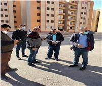 رئيس جهاز 6 أكتوبر الجديدة: حملة لضبط مخالفات الإسكان الاجتماعي