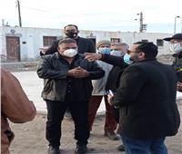 علاج ٢٠٠ مواطنا في قافلة طبية بحي الجنوب في بورسعيد
