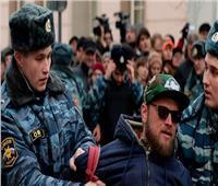 روسيا: اعتقال 64 شخصًا في مظاهرات بدعوة من نافالني