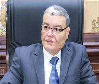 محافظ المنيا يتفقد مجمع الوحدات للورش والصناعات الصغيرة