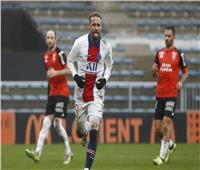 نيمار يكرر إنجاز إبراهيموفيتش في الدوري الفرنسي