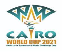 إزاحة الستار عن شعار بطولة كأس العالم للجمباز الفني