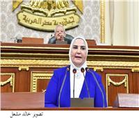 وزيرة التضامن: زيادة نسبة مكلفات الخدمة العامة إلى 120 ألف سنوياً