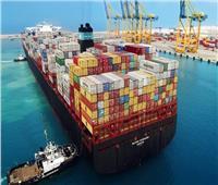 تداول 25 سفينة حاويات وبضائع عامة بميناء دمياط