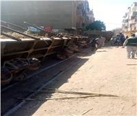 أنقذوا «العشي» من القطار الطائر.. قرية ضحية نقل القصب