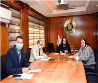 نيفين جامع: استقرار نسبي للصادرات المصرية وتراجع عجز الميزان التجاري