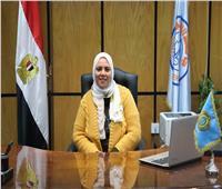انتصار الطويل مديرًا لإدارة خدمة المواطنين بجامعة الأزهر