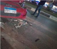 مرور القاهرة: عودة حركة المرور بطريق صلاح سالم بعد حادث تصادم ٣ سيارات