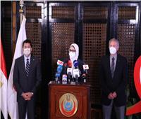 وزيرة الصحة: نجاح تنظيم مونديال اليد أظهر قوة الدولة المصرية| صور
