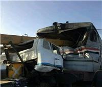 صور  «السكة الحديد» تكشف تفاصيل حادث قطار أسيوط