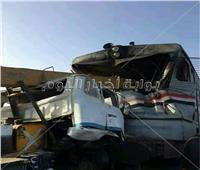 رئيس مدينة القوصية: رافعة ونش وراء حادث قطار الصعيد
