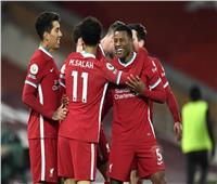 «صلاح» يقود هجوم ليفربول أمام برايتون