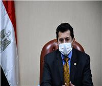 إيناس عبد الدايم تشيد بدور وزارة الشباب والرياضة في تنظيم مونديال اليد
