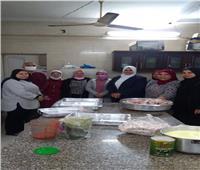 «تضامن الإسكندرية» تكشف حقيقة نقص الأطعمة في دار لرعاية المسنات| صور