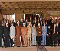 جامعة أسيوط تشارك في احتفالية «اليوم العالمي للأخوة الإنسانية»