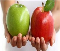 التفاح.. فاكهة تخلصك من أمراض عديدة