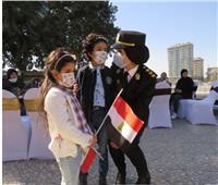 «الداخلية» تنظم احتفالية لأسر شهداء الشرطة بالقاهرة  صور