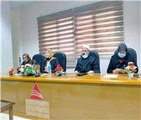 خطورة الختان.. «عاهات وتقاليد» بندوة مصر العامة فى «كفر الدوار»